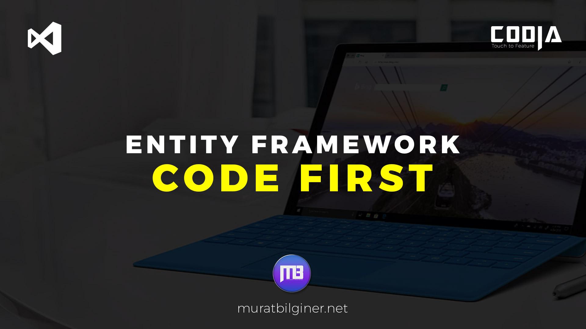 Entity Framework Code First Eğitimleri – Proje Oluşturma